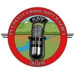 Logo da emissora KQNY 91.9 FM