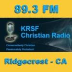 Logo da emissora Radio KRSF 89.3 FM