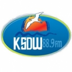 Logo da emissora Radio KSDW 88.9 FM