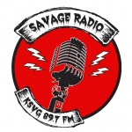 Logo da emissora Radio KSVG 89.7 FM