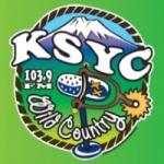 Logo da emissora KSYC 103.9 FM
