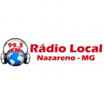 Logo da emissora Rádio Local 99.3 FM
