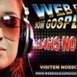 Logo da emissora Web Rádio Som Gospel