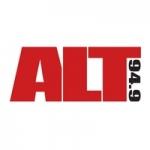 Logo da emissora KHTB 94.9 FM Alt