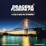 Logo da emissora Dracena Floripa FM