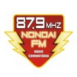 Logo da emissora Rádio Nonoai 87.9 FM