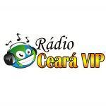 Logo da emissora Rádio Ceará VIP