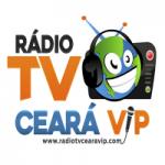 Logo da emissora Rádio TV Ceará VIP