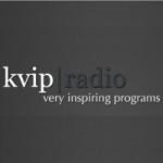 Logo da emissora Radio KVIP 540 AM 98.1