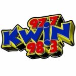 Logo da emissora Radio KWIN 97.7 FM