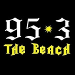 Logo da emissora KXDZ 100.5 FM The Beach