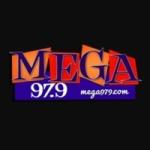Logo da emissora Radio KMGV 97.9 FM