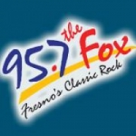Logo da emissora Radio KJFX 95.7 FM