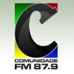 Logo da emissora Radio Comunidade FM 87.9
