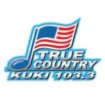 Logo da emissora KUKI 103.3 FM
