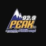 Logo da emissora Radio KKPK 92.9 FM