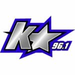 Logo da emissora Radio KSTR 96.1 FM