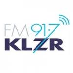 Logo da emissora Radio KLZR 91.7 FM