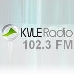 Logo da emissora Radio KVLE 102.3 FM