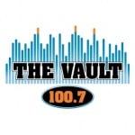 Logo da emissora Radio KKVT 100.7 FM