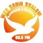 Logo da emissora Web Rádio Shalom