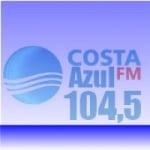 Logo da emissora Rádio Costa Azul 104.9 FM