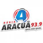 Logo da emissora Rádio Aracuã 93.9 FM