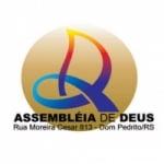 Logo da emissora Rádio Web AD Dom Pedrito
