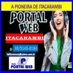 Logo da emissora Rádio Nova Itacarambi