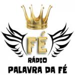 Logo da emissora Rádio Palavra da Fé