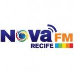 Logo da emissora Rádio Nova FM 106.3