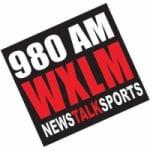 Logo da emissora Radio WXLM 980 AM