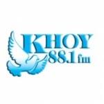 Logo da emissora KHOY 88.1 FM