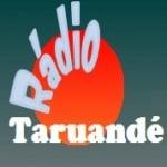 Logo da emissora Radio Taruandé