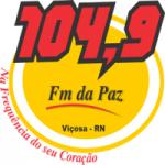 Logo da emissora Rádio FM Da Paz 104.9 FM