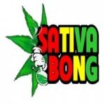 Logo da emissora Sativa Bong