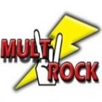Logo da emissora Rádio Multrock