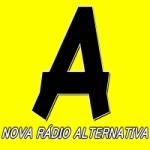 Logo da emissora Nova Rádio Alternativa