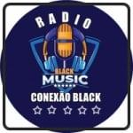 Logo da emissora Rádio Conexão Black