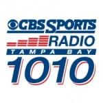 Logo da emissora WHFS 1010 AM CBS Sports Radio