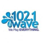 Logo da emissora Radio WWAV 102.1 FM