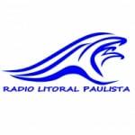 Logo da emissora Rádio Litoral Paulista