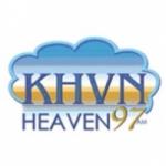 Logo da emissora Radio KHVN 970 AM