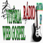 Logo da emissora Rádio Vitória Web Gospel