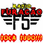 Logo da emissora Rádio Furacão F5