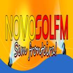 Logo da emissora Novo Sol FM