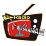 Logo da emissora Rádio El Shamah