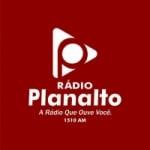 Logo da emissora Rádio Planalto  1510 AM