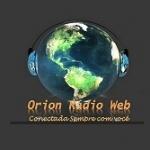 Logo da emissora Orion Rádio Web