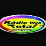 Logo da emissora Rádio Web Total